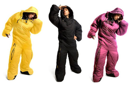 world of camping human sleeping bag