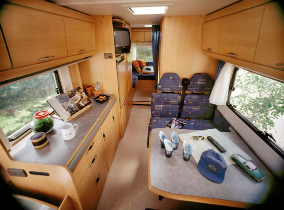 6 Top Tips For Motorhome Users