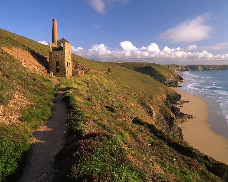 Cornwall Area Of Natural Beauty