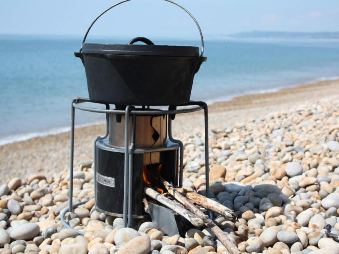 Ezy Stove from World of Camping