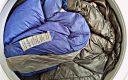 sleeping bag wash