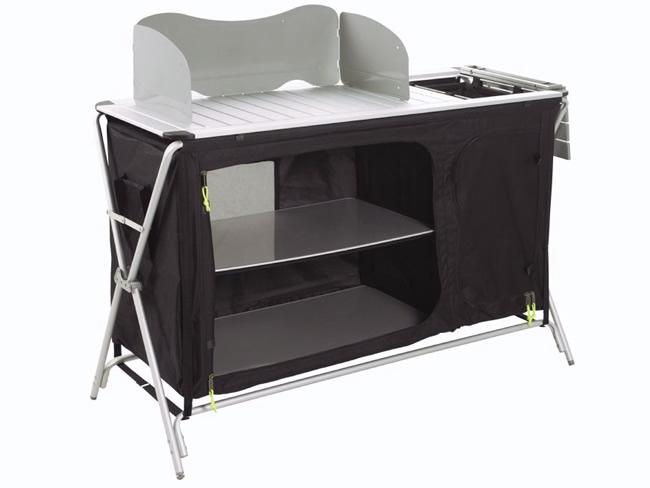 Outwell Richmond Kitchen Table | UK | World of Camping