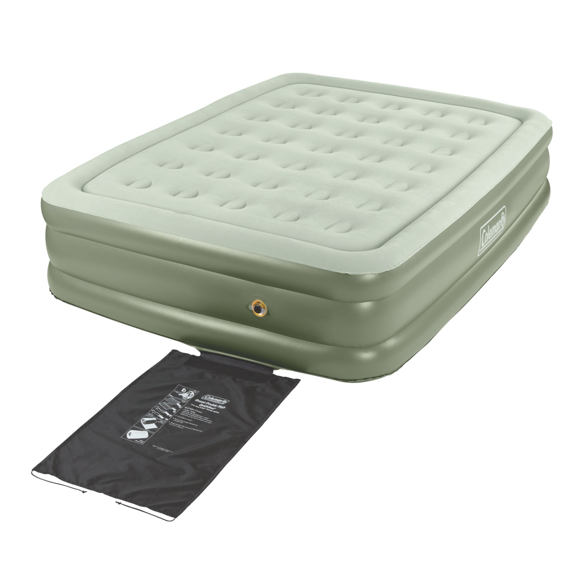 Coleman Maxi Comfort Raised King Airbed