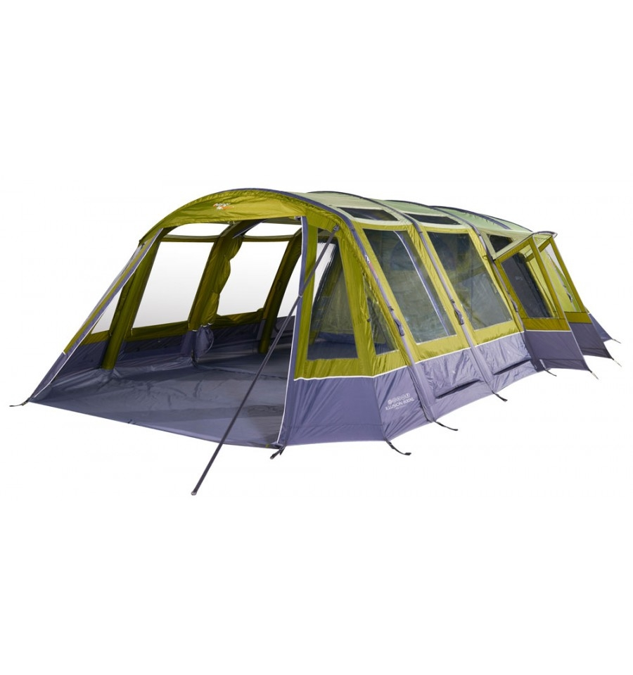 Vango Illusion 800XL AirBeam Tent  sc 1 st  World of C&ing & 7-8 Man Tents - Family Camping Tents | UK | World of Camping