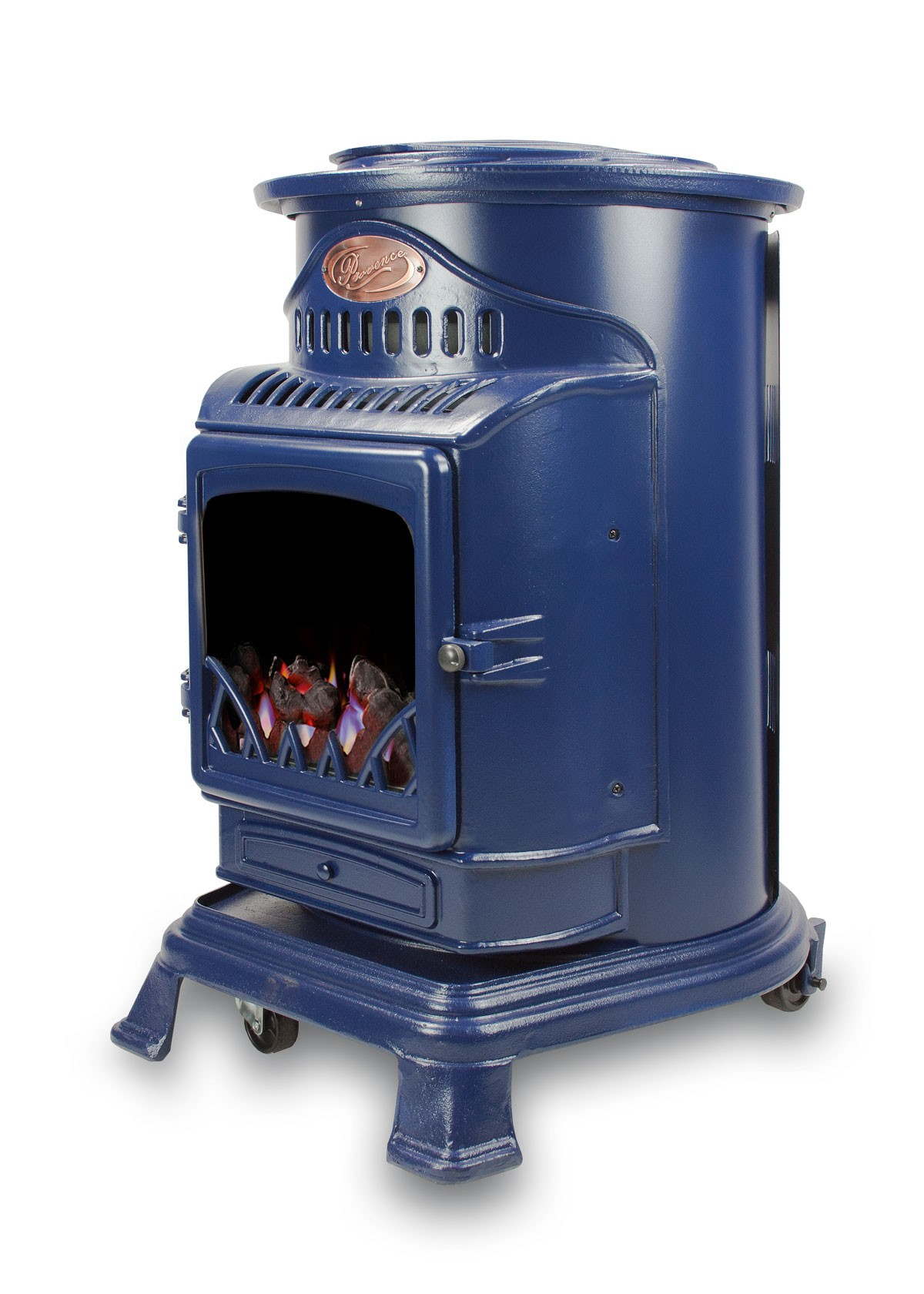 PROVENCE CAST IRON CALOR GAS HEATER
