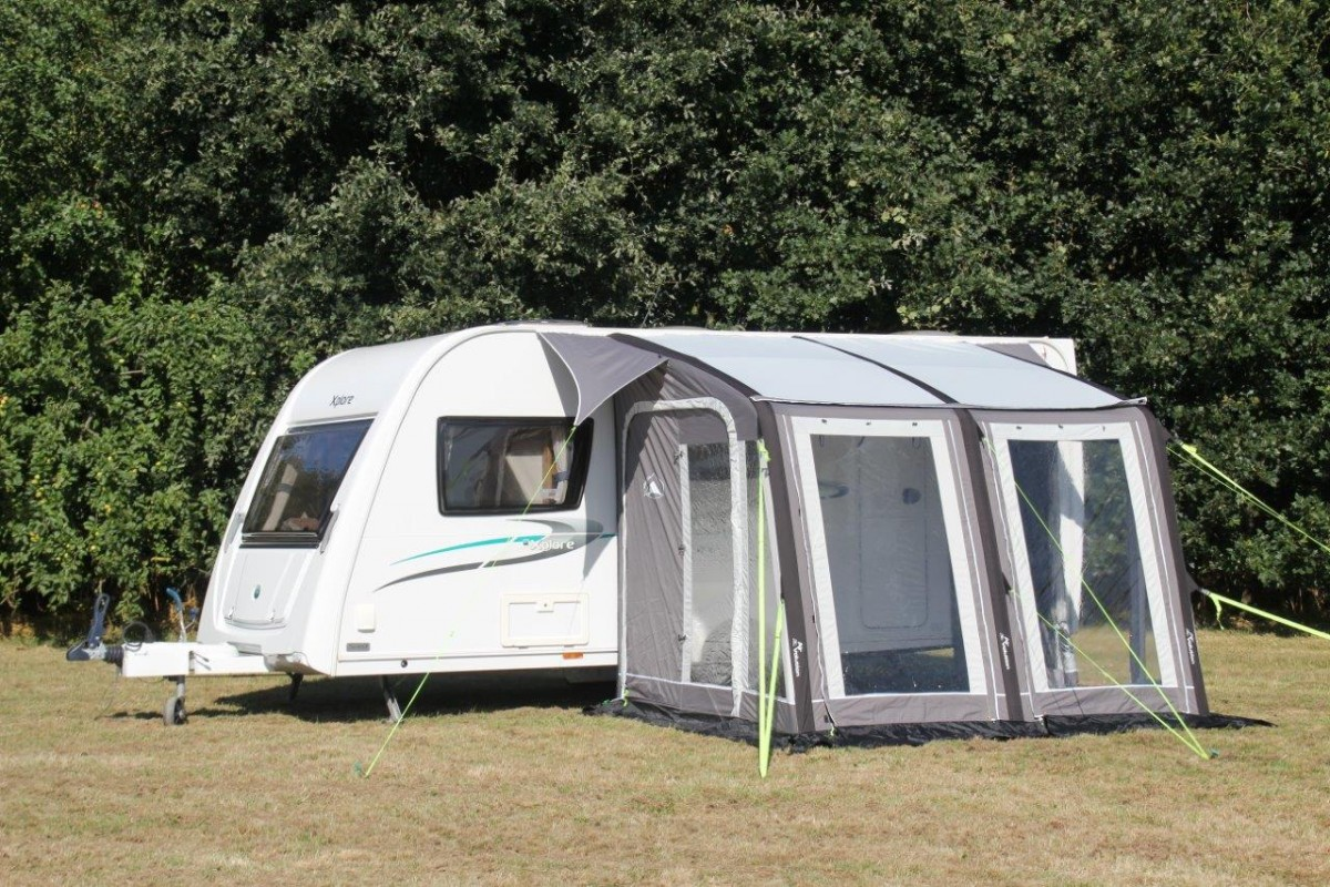 Sunncamp Ultima Air 280 Super Deluxe Porch Awning