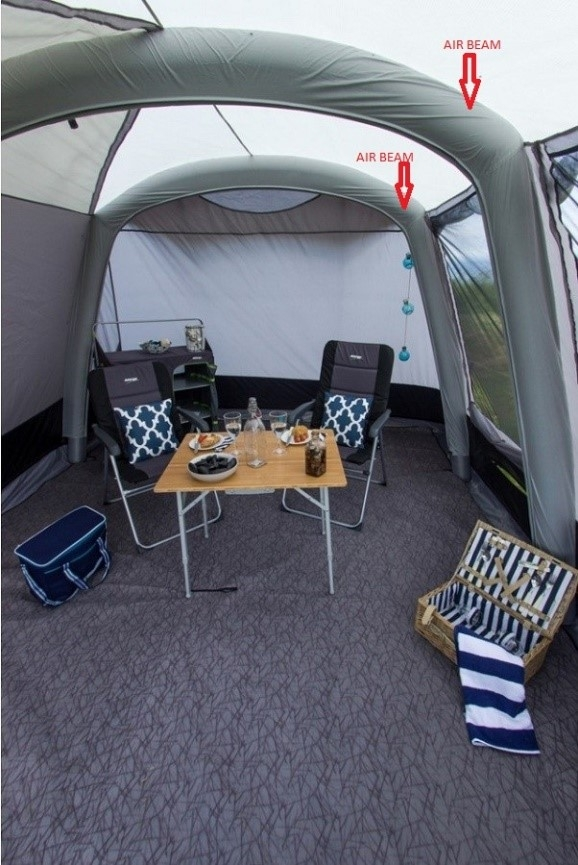 Vango Galli Drive Away Awning