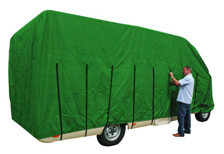 motorhome storage cover