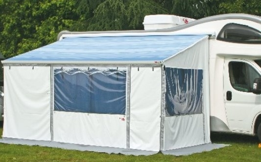 Fiamma f45 awning zip room