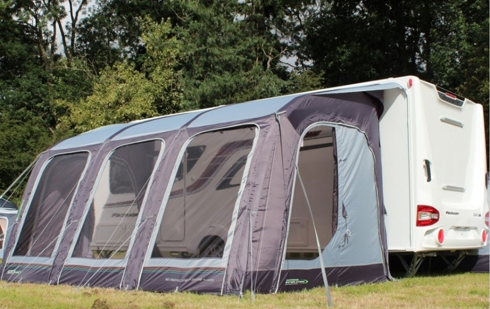 E-Sport Air 400 caravan awning