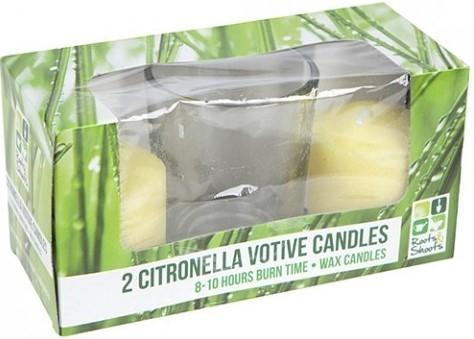 Citronella Votive candles