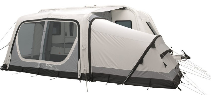 side pod is available for this awning