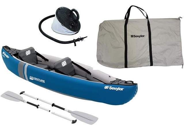 Sevylor Canoe kit