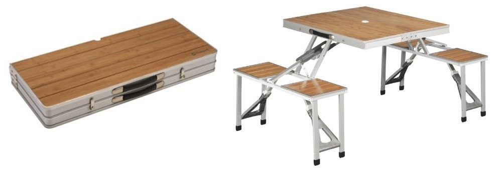 Outwell Dawson picnic tables