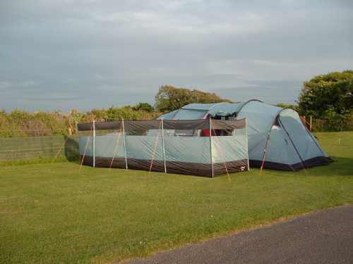 Tent Windbreak