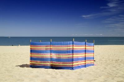 Beach Windbreak