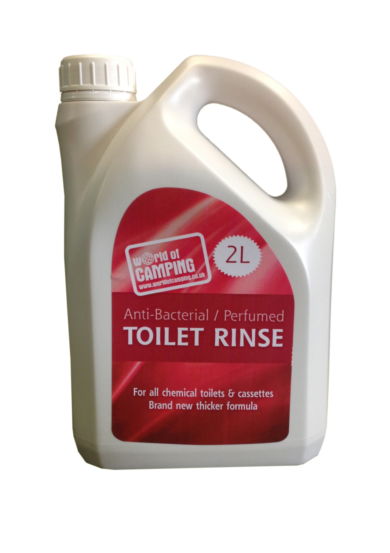 Woc Pink Toilet Rinse